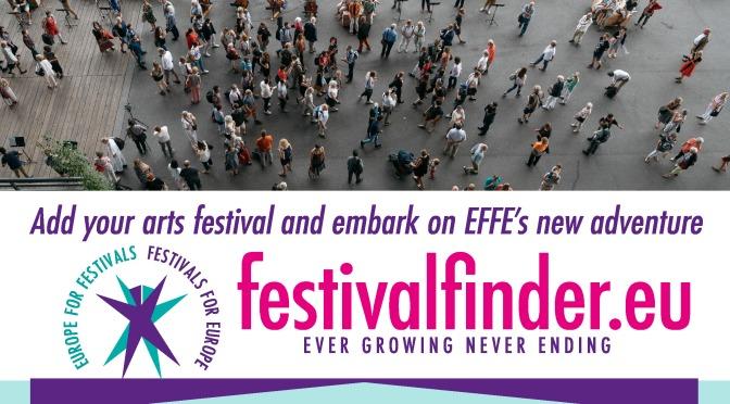 Avrupa'daki tüm festivaller FestivalFinder'da