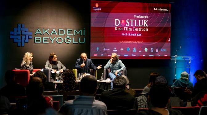 Uluslararası Dostluk Kısa Film Festivali 14 Aralık'ta başlıyor