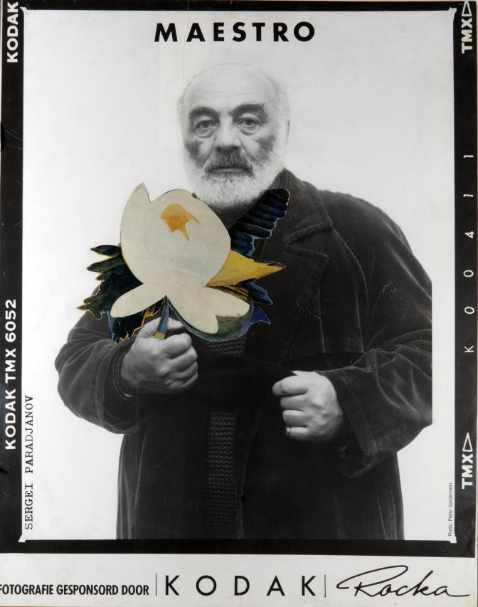 Sergey Parajanov'un Türkiye'deki ilk sergisi Pera Müzesi'nde
