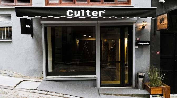 Beyoğlu'nda yeni bir sanat mekanı: Culter