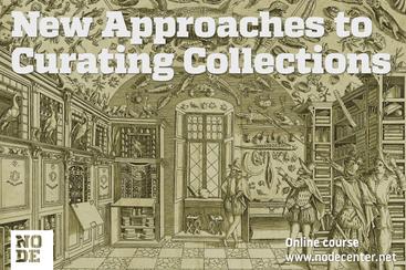 Node Center'dan koleksiyon küratörlüğü üzerine online kurs