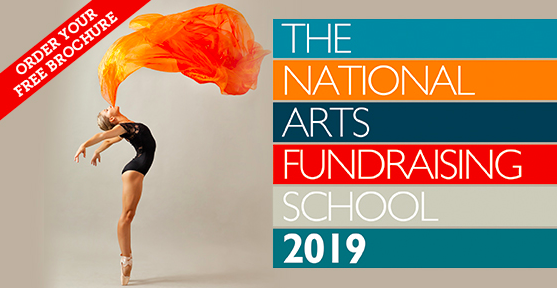 National Arts Fundraising School 2019 başvuruları başladı