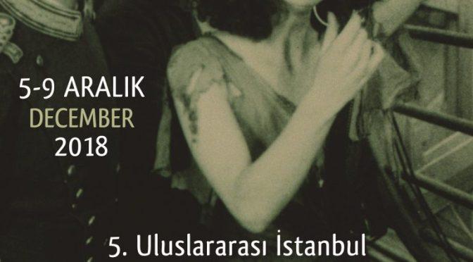 5. Uluslararası İstanbul Sessiz Sinema Günleri başlıyor