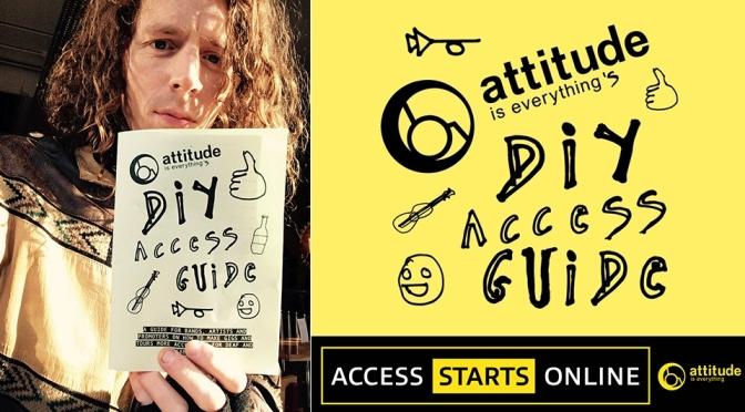 'Attitude is Everything''ten kılavuz: Konserleri nasıl daha erişilebilir kılabiliriz?