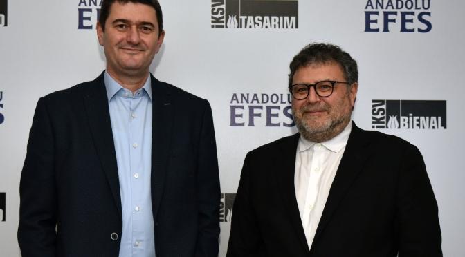 Anadolu Efes'ten İstanbul Kültür Sanat Vakfı'na 4 yıl boyunca destek