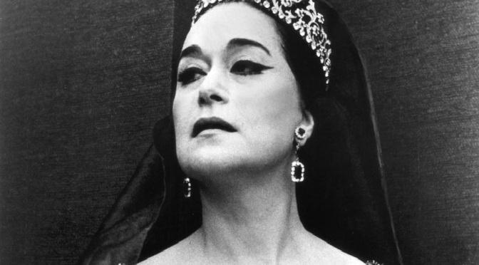 """İKSV'den Leyla Gencer anısına bir belgesel: """"Leyla Gencer: La Diva Turca"""""""
