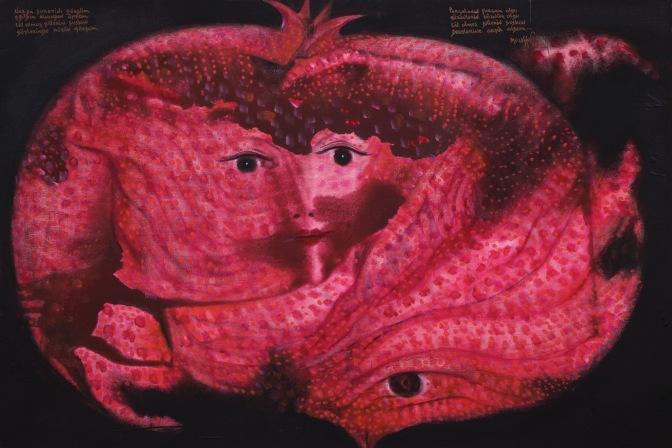 """Ekavart Gallery'de yeni sergi: """"Tahayyüller Okyanusunda İki Kuş"""""""