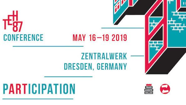 TEH Conference 87, Zentralwerk'te düzenleniyor