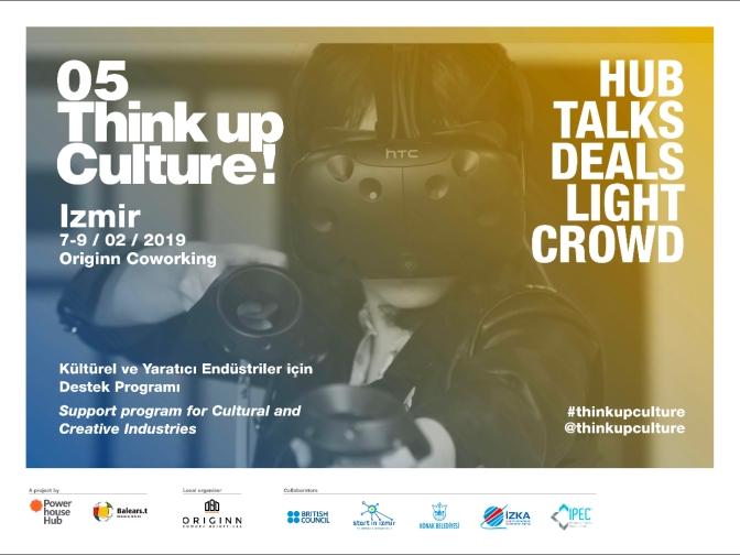 Think Up Culture, Türkiye'de ilk defa Originn ile İzmir'de
