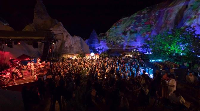 Cappadox, bundan sonra iki yılda bir düzenlenecek