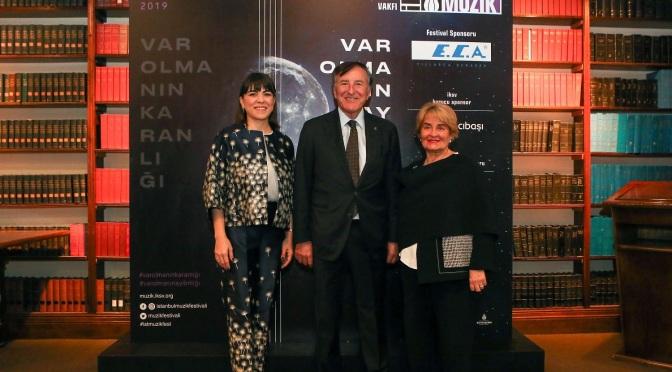 47. İstanbul Müzik Festivali programı açıklandı