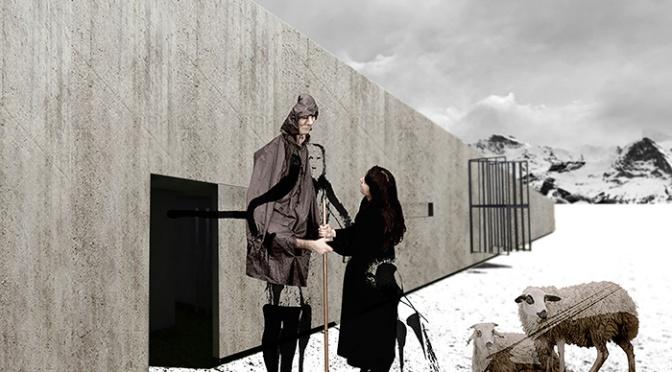 Venedik Bienali Türkiye Pavyonu'nda İnci Eviner'in Biz, Başka Yerde adlı yapıtı sergilenecek