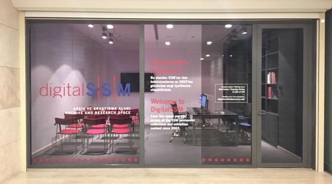 Sakıp Sabancı Müzesi'nden yeni bir platform: digitalSSM Arşiv ve Araştırma Alanı