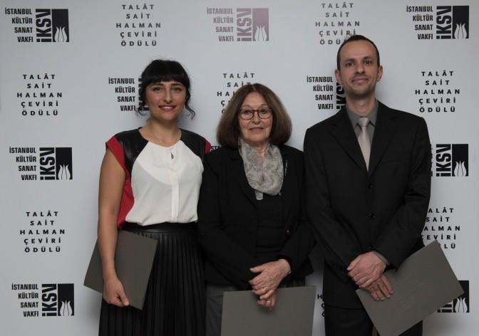 Talât Sait Halman Çeviri Ödülü ve Ahmet Cemal İlk Çeviri Ödülü sahiplerini buldu