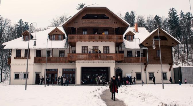 Švicarija Creative Centre'dan açık çağrı