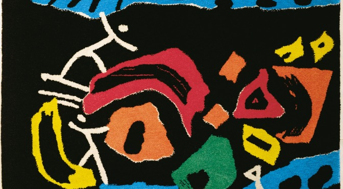 "Anna Laudel'de yeni sergi: ""Tapestry – Dokunmuş Hikayeler"""