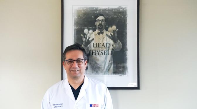 """Amerikan Hastanesi İKSV'ye """"Sağlık Servis Sponsoru"""" oldu"""