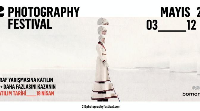 212 Photography Festival, Fotoğraf Yarışması ile başlıyor