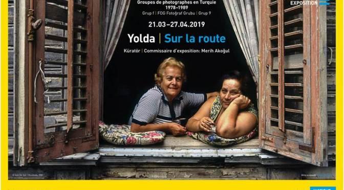 "Fransız Kültür Merkezi'nde yeni sergi: ""Yolda"""