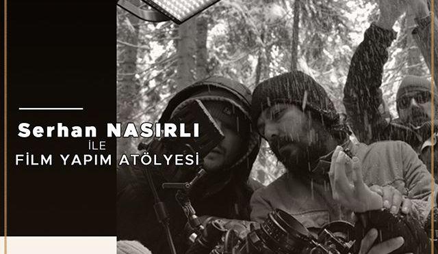 Film Yapım Atölyesi Nisan ayında Barış Manço Kültür Merkezi'nde