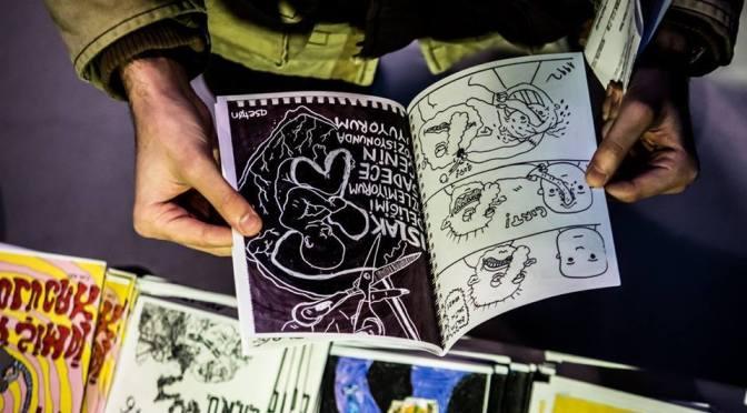 Fanzineist Vienna Art Book & Zine Fair'den açık çağrı
