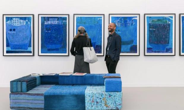 Türkiye'den galeriler Frieze New York'ta