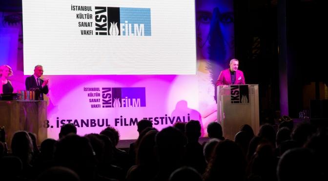 38. İstanbul Film Festivali Ödülleri sahiplerini buldu