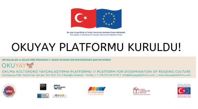 Türkiye Yayıncılar Birliği'nden yeni bir platform: OKUYAY