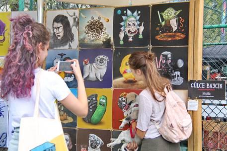 Ankara Comics and Art Festival başlıyor