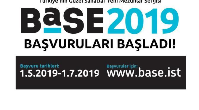 BASE 2019 başvuruları başladı