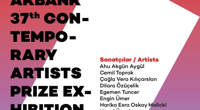 Akbank 37. Günümüz Sanatçıları Ödülü Sergisi başladı