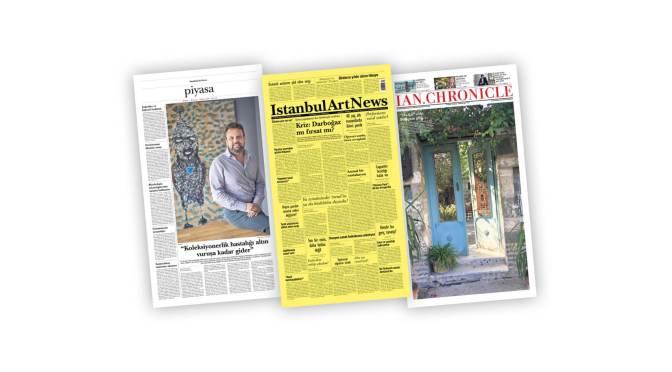 Istanbul Art News kapandı