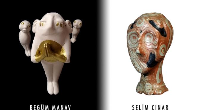 """Sevil Dolmacı Art Gallery'de yeni sergi: """"Bir Sergi, İki Monolog"""""""