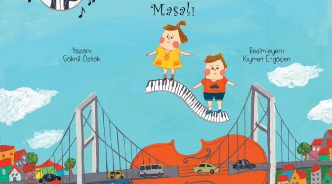 """47. İstanbul Müzik Festivali'nden çocuk kitabı: """"Fanfar: Müzikli Bir İstanbul Masalı"""""""
