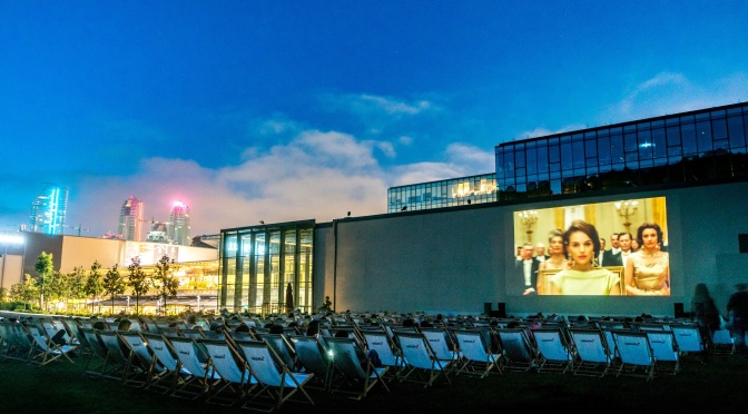 UNIQ Açıkhava Film Festivali başlıyor