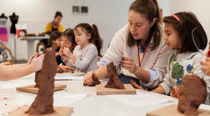 İstanbul Modern'den çocuklar için yaz atölyeleri
