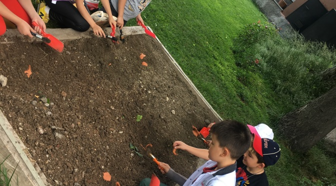 Erimtan Arkeoloji ve Sanat Müzesi'nden çocuklar için yaz okulu