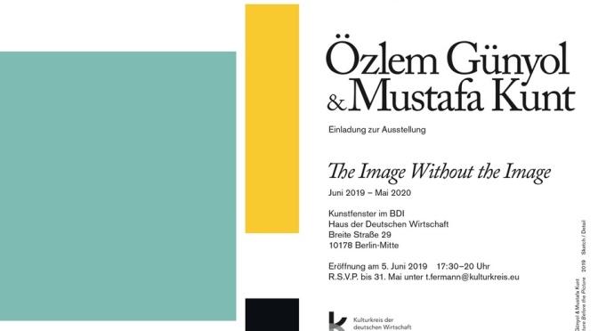 Özlem Günyol–Mustafa Kunt'un işleri Kulturkreis der deutschen Wirtschaft'ta