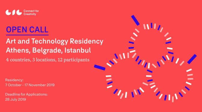 Açık Çağrı: Connect for Creativity Sanat ve Teknoloji Rezidans Programı