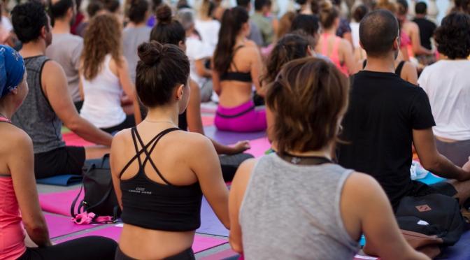 """Sakıp Sabancı Müzesi'ningelenekselleşen yaz etkinliği""""Müzede Yoga"""" başladı"""