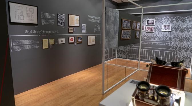 Pera Müzesi'ne Dönüşen Bristol Oteli'ne Sanal Yolculuk