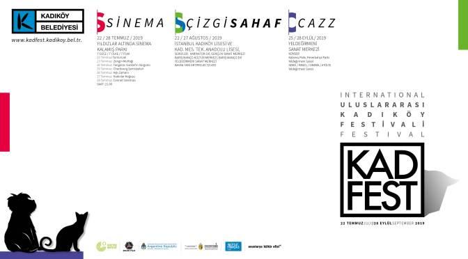 """Kadıköy Belediyesi'nden yeni bir festival: """"KADFEST Uluslararası Kadıköy Festivali"""""""