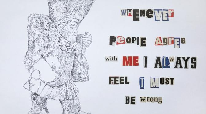 Ferhat Özgür'ün kişisel sergisi Salzburg'da