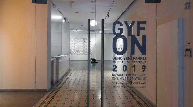 """Zilberman Gallery–İstanbul'da yeni sergi: """"Genç Yeni Farklı 10: Devam Etmek Gerek"""""""