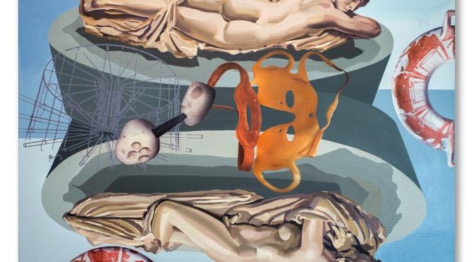 """Evin Sanat Galerisi'nde yeni sergi: """"Bitimsiz!"""""""