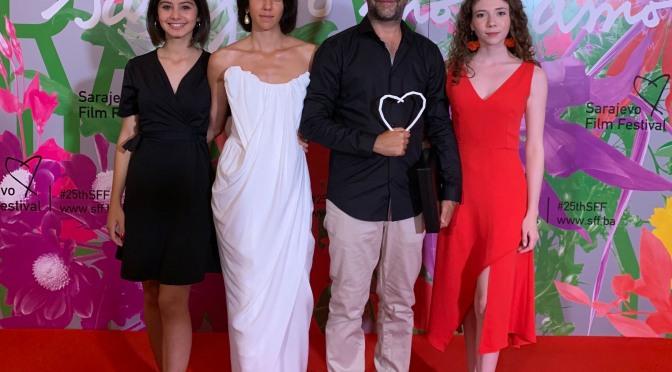 Kız Kardeşler'e 25. Saraybosna Film Festivali'nden iki ödül