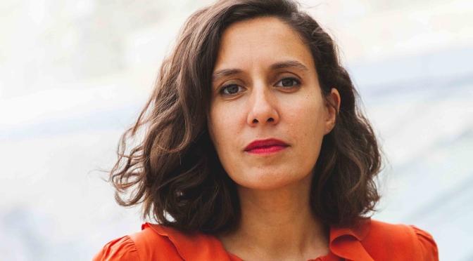 5. İstanbul Tasarım Bienali'nin küratörü Mariana Pestana