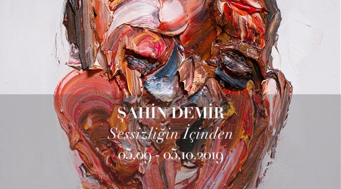 """Sevil Dolmacı Art Gallery'de yeni sergi: """"Sessizliğin İçinden"""""""