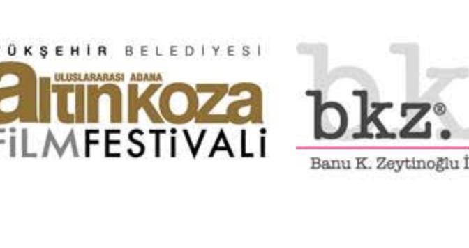 Uluslararası Adana Altın Koza Film Festivali'nin iletişim çalışmalarını bkz. İletişim yürütecek