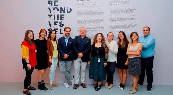 Vehbi Koç Vakfı'nın yeni kültür ve sanat kurumuMeşheraçıldı